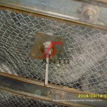 Underground Mining Split Set Mining Bolts 42mm