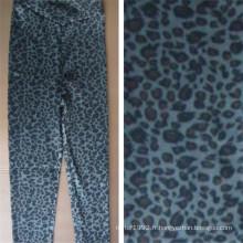 Hot Sale Imprimé Bape Leopard Leggings de mode pour femmes