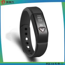 El más nuevo juego elegante del reloj de Bluetooth del silicio 2016 para I6