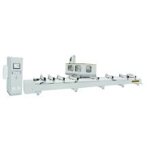 Centro de procesamiento de 3 ejes con doble mesa de trabajo CNC