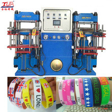 World Cup Gift Plastic Silicone Armband Machine