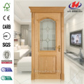 Brass Twisted Cera Interior Glass Door