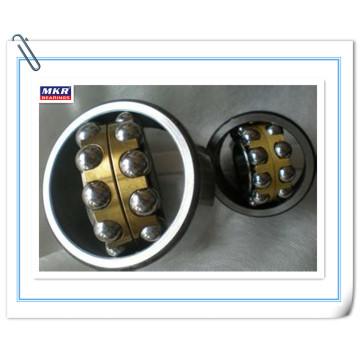 Rodamiento de bolas autoalineable de la fila doble, alta calidad, jaula de cobre amarillo