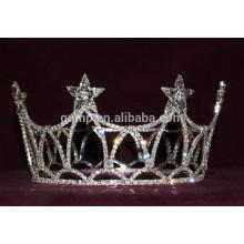 Звездная круглая оптовая корона