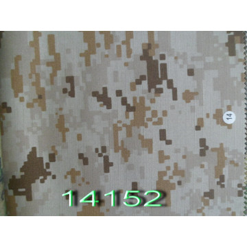Infra-Red Resistance Irr Military Camouflage Rip-Stop Fabric
