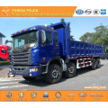 JAC 8X4 dump lorry good quality for export
