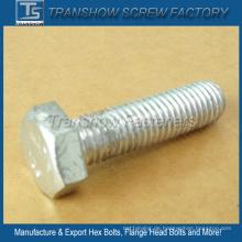 Legierter Stahl hochfeste 12.9 Sechskantschrauben (M12 * 45)