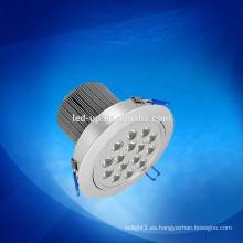 Zhongshan Mini 150w LED downlights para la decoración casera luces de techo llevadas