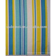 más de quinientos patrones tela a tela, tela de la raya de la arco iris