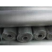 Malla metálica expandida galvanizada en 40X60 mm
