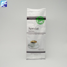 High Quality for Coffee Pouch Bags Wholesale Aluminum Foil Coffee Bag with Valve export to Indonesia Importers
