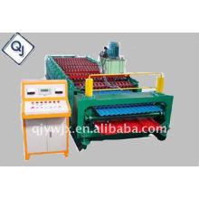 QJ 850-860 telha dupla camada que faz a máquina