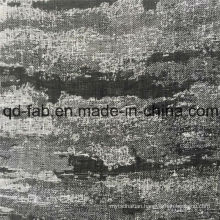 Hot Sale Yarn Dyed Black Jacquard Fabric (QF16-2512)