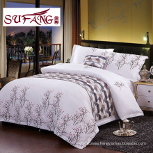 Factory Directly High Quality Hotel Bedding comforter cotton print bedding sets 60s/40s