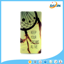 Cute Silicon Back Skin Cover for Sony Phone Shell