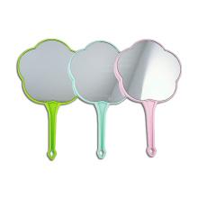 miroir de maquillage vintage à main miroir double face