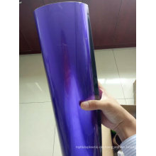 PVC-Rollen-purpurrote Farbe PVC-Film der hohen Dichte