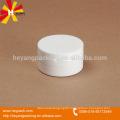 milky white PP 50ml plastic jars