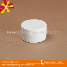 Frascos de plástico branco leitoso PP 50ml