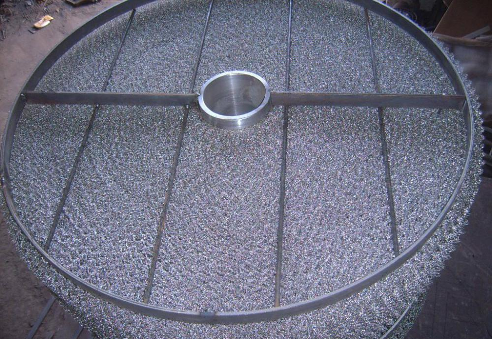 Stainless Steel 304 Demister Pad for Gas Liquid Separation
