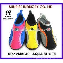 SR-12MA042 Beliebte Männer aqua Schuhe Wasser Schuhe Surfen Schuhe Großhandel Wasser Schuhe