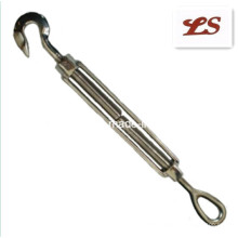 High Tensile Drop Forged Galvanized Turnbuckle