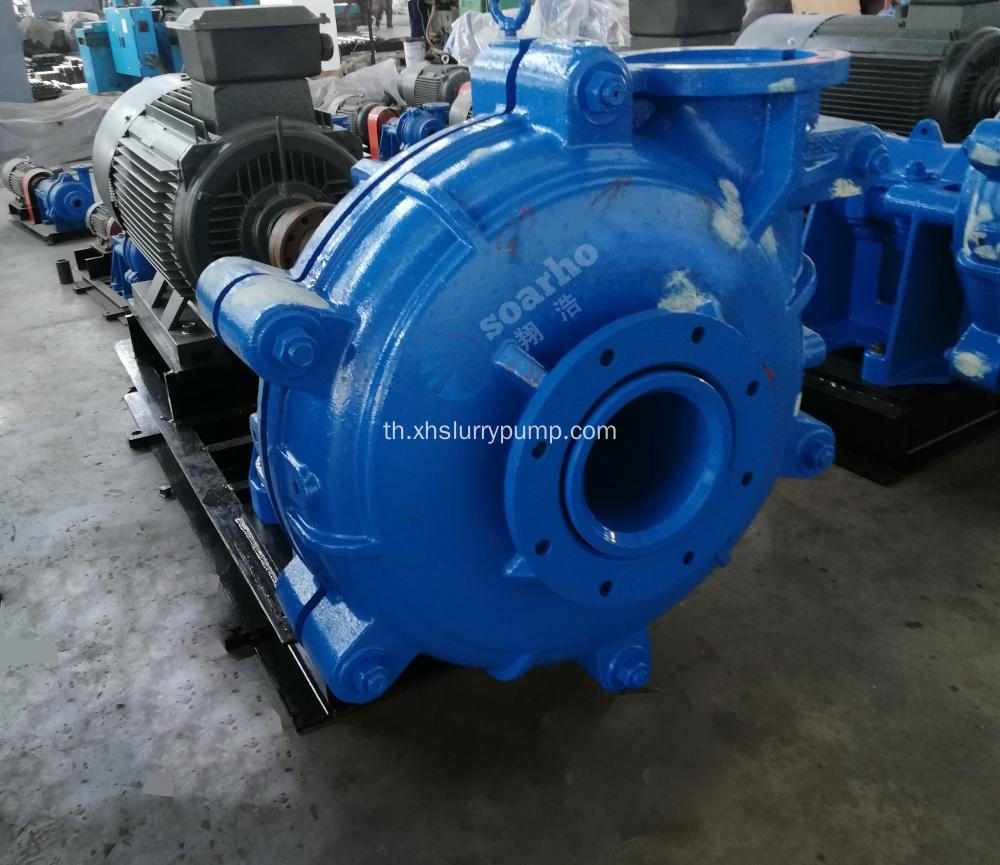 SML150-E Light Slurry Pump