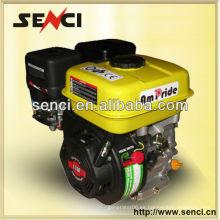 Generador de bajo consumo de combustible y baja vibración