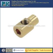 ODM und OEM benutzerdefinierte Messing CNC-Bearbeitung Teile