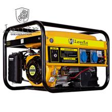 Génératrice à la maison de génératrice électrique d'essence d'Astra Corée 4.5kVA 13.0HP