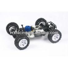 Poder de RC Nitro carro, caminhão de corrida rc 1/10th escala 4WD, duas velocidades do rc carro caminhão