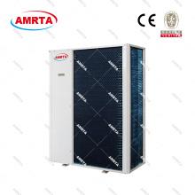 Модульный чиллер воздух-вода и тепловой насос