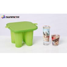 Pinza de la taza usada en la máquina del vacío de la sublimación 3D
