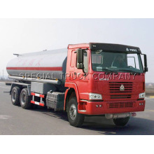 Camión cisterna de combustible HOWO 6 * 4 ZZ1257N4341W