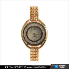 Luxus Dame Uhr Legierung Armband Japan movt. Preise sehen