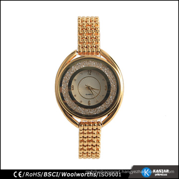 Luxury lady watch alloy bracelet japan movt. watch prices
