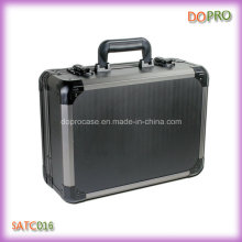 Caixa de ferramentas de pasta de alumínio resistente estilo forte punho (SATC016)