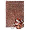 tapis de sol shaggy de raie