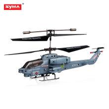 Syma S108G Mini Super Cobra 3.5 Canal con helicóptero de control remoto de control de juguete
