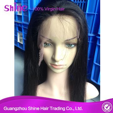 150% Density Human Hair Full Lace Wigs