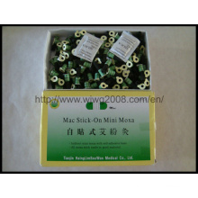 B-10c Mac-Stick auf Mini Moxa (Rauchfrei) Akupunktur