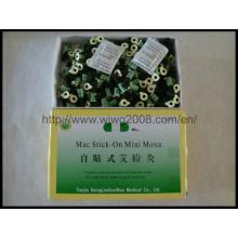 B-10c Mac Stick on Mini Moxa (Smokeless) Acupuncture