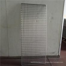 Aucun plateau de maille d'acier inoxydable 316L largement utilisé de rouille