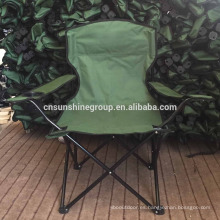 Canvas outdoor hiking folding camping chair