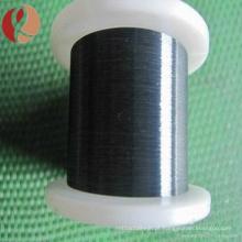 Fio de filamento de tungstênio enrolado de 0,4 mm em carretel