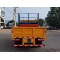 used small electric scissor lift truck for sale
