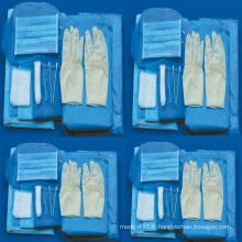 Kit chirurgical stérile jetable avec CE approuvé