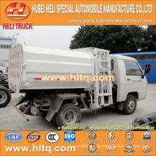 FOTON 4X2 2m3 kleiner LKW preiswerter Preis seitlicher Lader Müllwagen