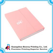Fabrikpreis OEM-Mode-Design-Buch-Form-Box mit Ihrem eigenen Logo