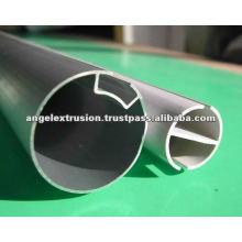Aluminium extrusion for curtain roller blind